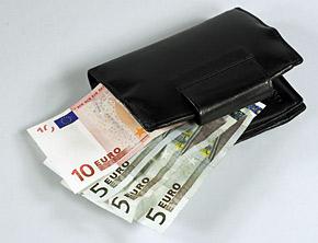 Kredite sind z.Zt. historisch niedrig - Geld günstig